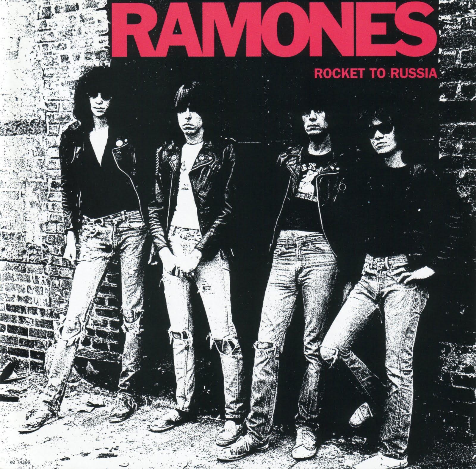 The Ramones - Rocket To Russia (CD) (Full Album)