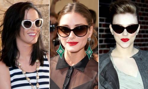 afce14d82b81c 10 modelos de óculos de sol estilo gatinho   Lentes e Óculos Viallure