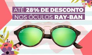 Desconto Ray-Ban