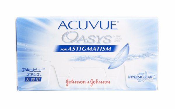 Lentes de contato Acuvue para miopia e astigmatismo   Lentes e ... c9b86cc4f3